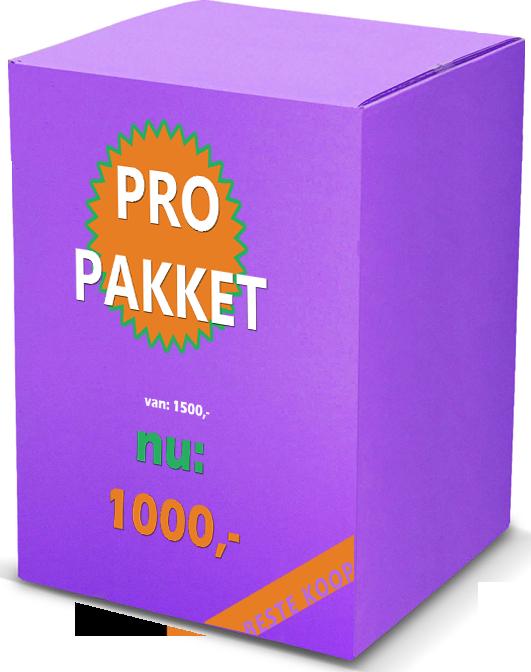 box-template-pro-pakket