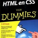 html en css voor dummys